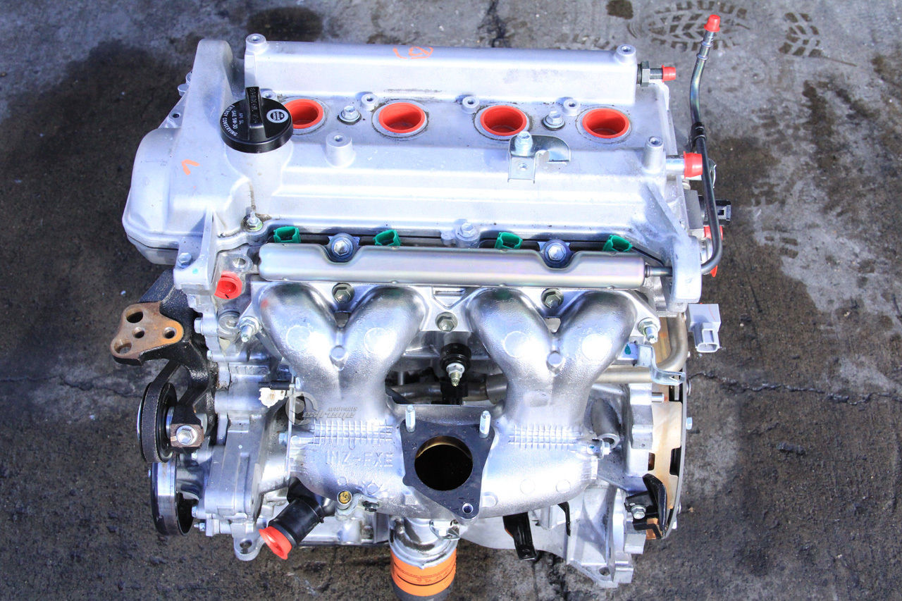 JDM Toyota Prius 1NZ FXE Japanese used engine for