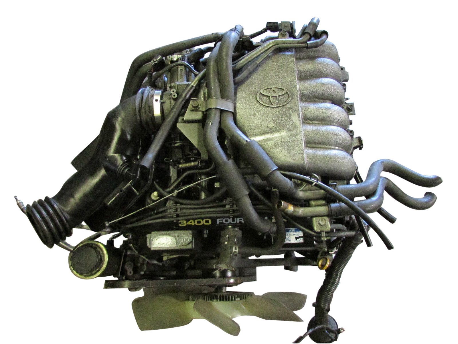 toyota 5vz v6 jdm 3 4 ltr engine for sale. Black Bedroom Furniture Sets. Home Design Ideas